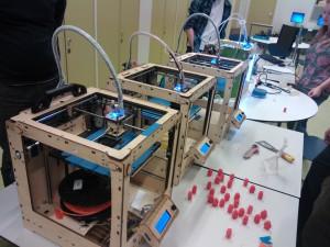 3D-Printen op het Spinozalyceum